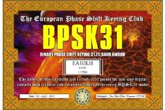 BQPA-BPSK31