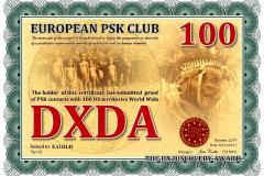 DXDA-100