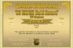 EA1HLH-30MDGM-Gold-Certificate
