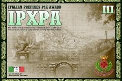IPXPAIII